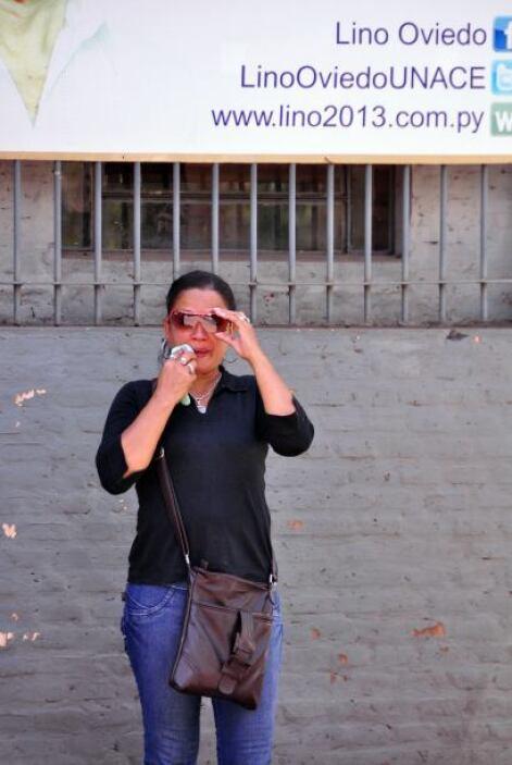 Oviedo quedó en libertad después de 18 meses encarcelado y poco después...