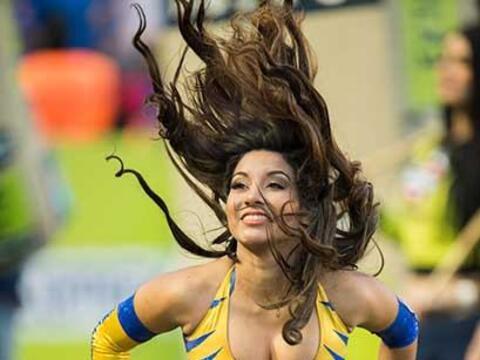 Vota por las porristas del Tigres vs. Santos, espectaculares, sexys y ap...