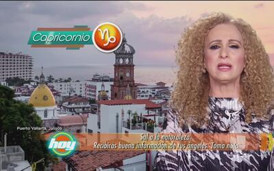 Mizada Capricornio 26 de mayo de 2017