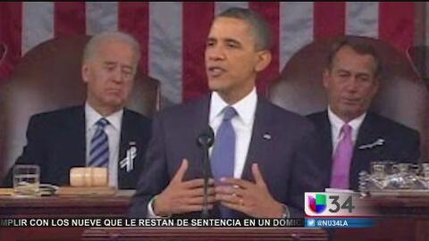 Barack Obama en la Convención Demócrata