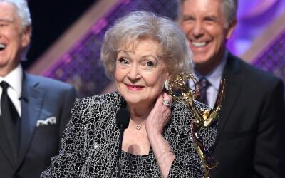 Betty White tiene 94 años y según su representante art&iac...