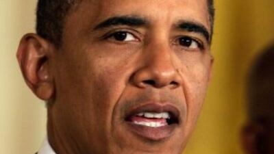 El presidente de Estados Unidos finalmente se dijo a favor de la constru...