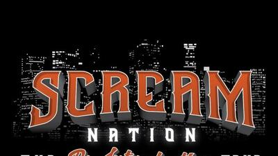 HOT 105.7 & 100.7 FM invites you toScream Nation: The Reintroduction To...