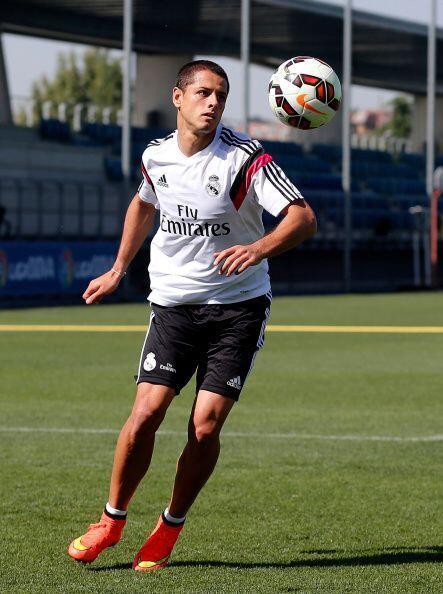 Así es como la vara ha quedado muy alta para Javier Hernández quien debe...
