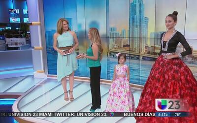 Maritza Guevara nos invita a un desfile de modas benéfico