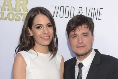Josh Hutcherson y su novia española, Claudia Traisac