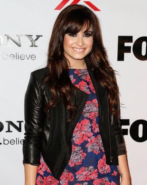 ¡Demi Lovato se unió a las filas de las celebridades que entran en su et...