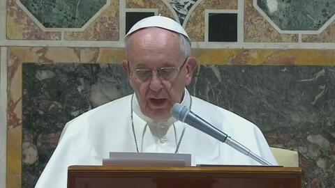 Papa Francisco felicita a Donald Trump y lo anima a defender la libertad...