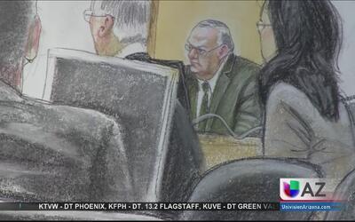 Juez pospone veredicto para el sheriff Arpaio
