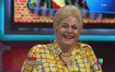 Sandra Zaiter regresa a la televisión en La Noche Encima