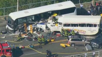 Varios muertos y heridos por accidente en Seattle