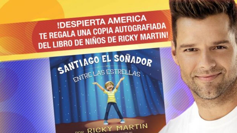 Sueña y gana con Ricky Martin