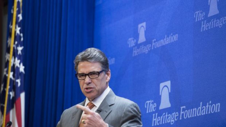 México aseguró que carece de fundamento el comentario de Rick Perry sobr...