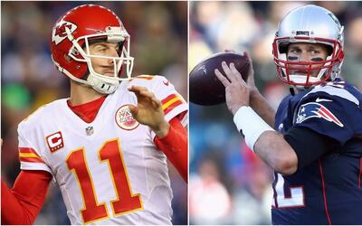 Alex Smith vs. Tom Brady