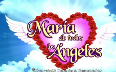 María de todos los Angeles