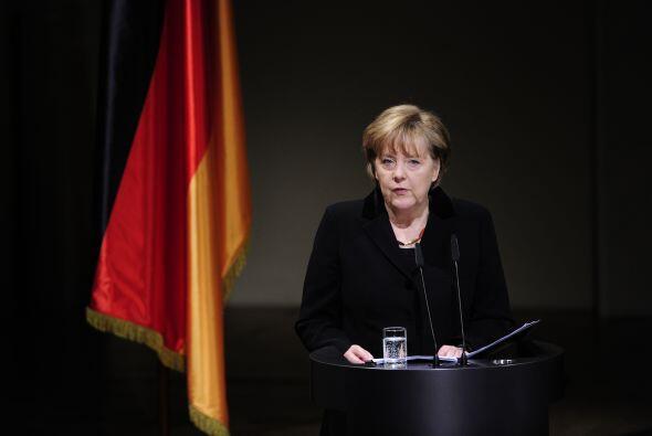 Angela Merkel, una líder alemana que ha impulsado la productividad de su...