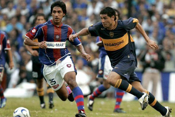Juan Román Riquelme nació el 24 de junio de 1978, un d&iac...