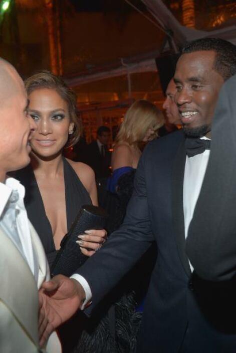 Gente que estaba en el lugar aseguró que Jennifer Lopez no ocultó su ale...