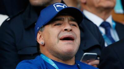 Maradona fue operado de su bypass gástrico