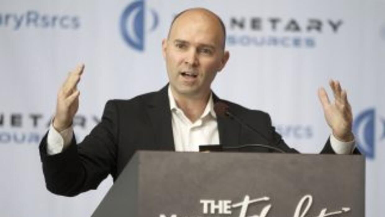 Eric Anderson cofundador y copresidente de Planetary Resources.