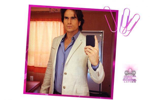 Daniel Arenas llega a Nuestra Belleza Latina para acelerar el corazón de...