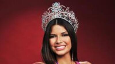 Hace unas semanas Ana Patricia González fue coronada como Nuestra Bellez...