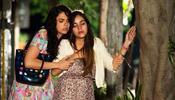 Detrás de cámaras de Fiorella en México