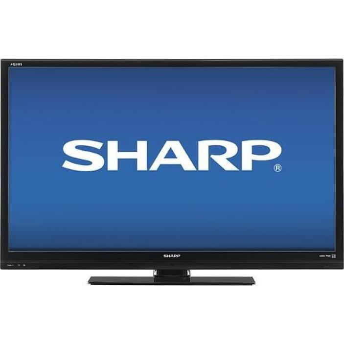 2. Sharp de 50 pulgadas HDTV estará en Best Buy de 699 dólares a 399, ta...