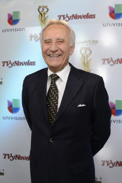 Patricio Castillo agradeció a los jueces de Premios TVyNovelas po...