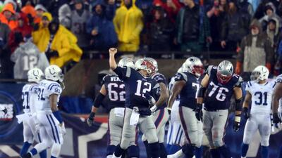 Highlights Campeonato AFC: Indianapolis Colts vs. New England Patriots