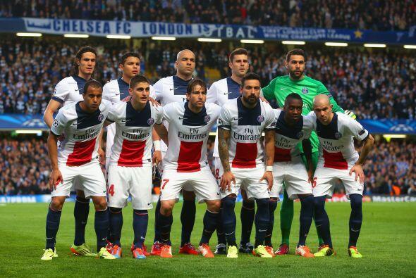 El París Saint-Germain (Francia) será el rival más...