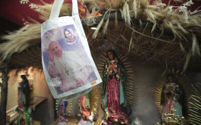 México se prepara para la llegada de Francisco