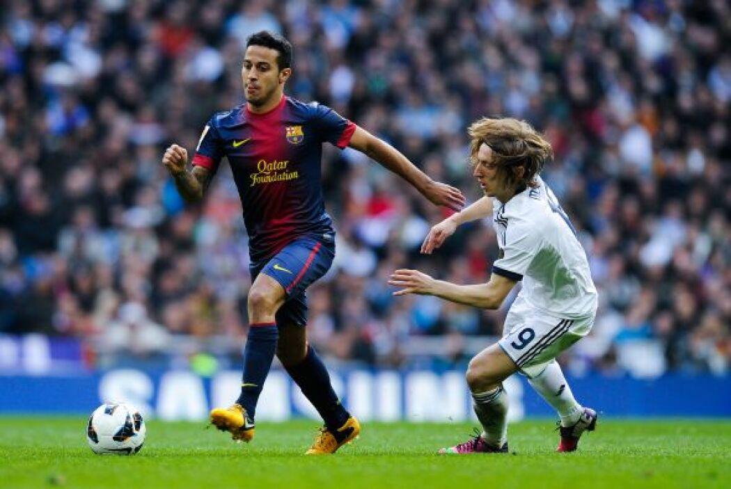 Los dos equipos españoles y los dos alemanes deben completar el puzzle d...