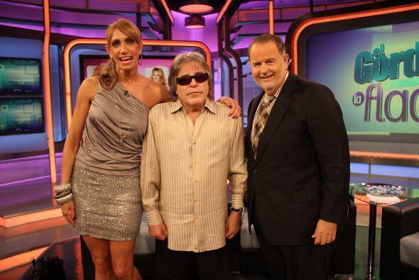 El cantante  José Feliciano engalanó con su presencia el show de  El Gor...