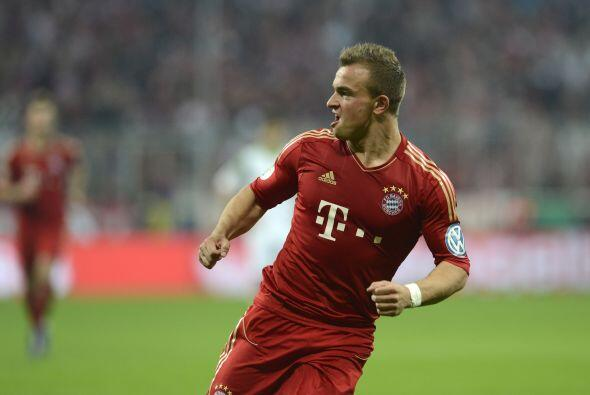 El Bayern Munich jugó con un equipo lleno de suplentes ante el Fr...