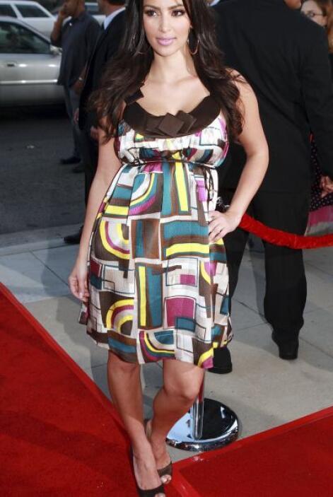 Tal vez pedía consejos de moda a su mamá, Kris Jenner.Mira aquí los vide...