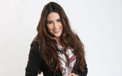 Marcela Gálvez: La muerte de su madre la hizo crecer más rápido