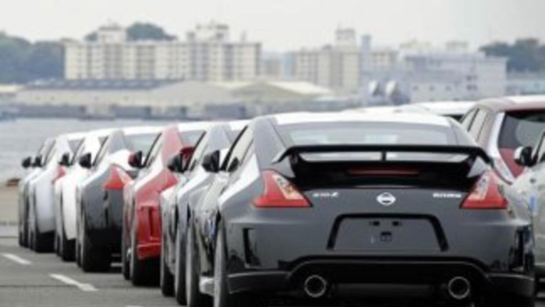 Toyota fabricó 129,491 vehículos en Japón en marzo, 62.7% que en el mism...