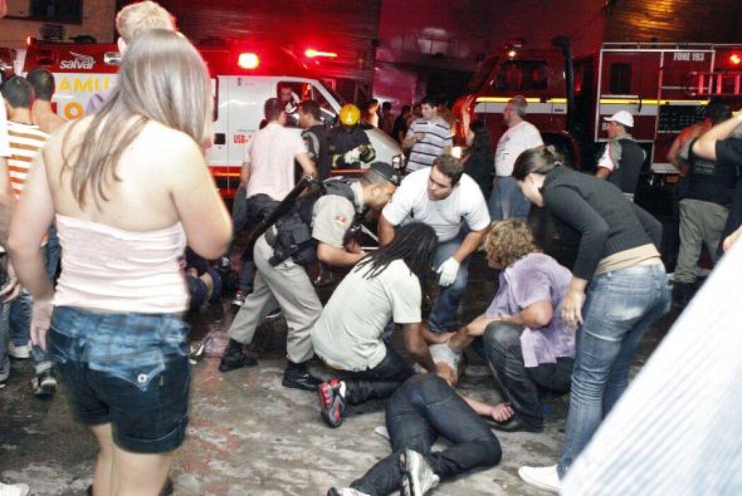 La tragedia en el club nocturno Kiss en Brasil nos recuerda que no es un...