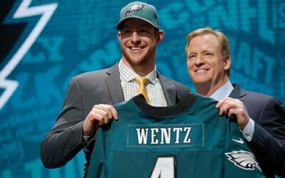 Así nació el Draft de la NFL, el sorteo que elige a los mejores talentos...