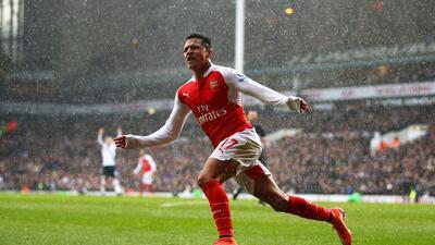Tottenham vs. Arsenal