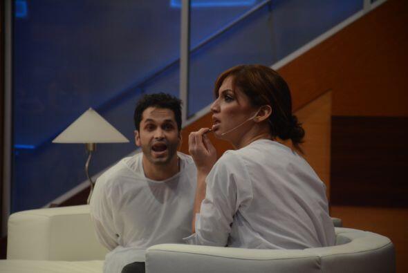 Mateo y Laura no están locos es solo parte del duelo que les tocó en su...