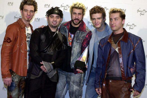 Lance Bass formó parte del exitoso grupo juvenil N Sync. Mira aquí los v...