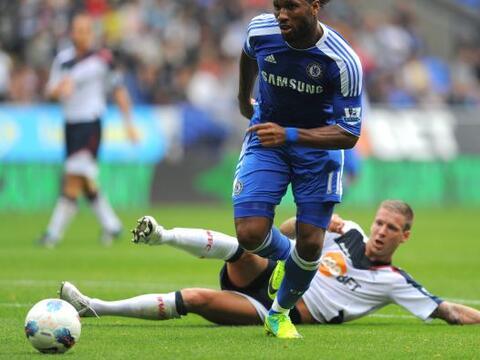 Chelsea abrió la jornada dominical de la fecha 7 en la Liga Premi...