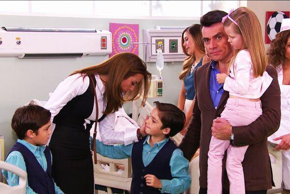 Mira, todos asistieron al hospital donde tienes tus sospechosas visitas....