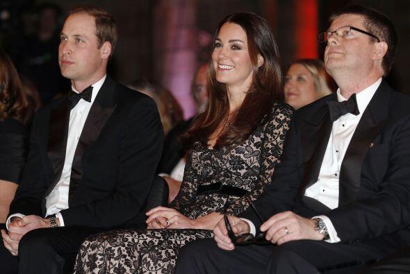 William y su hermano menor, el príncipe Harry apenas se llevan dos años...