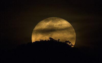 Superluna del 16 de Octubre