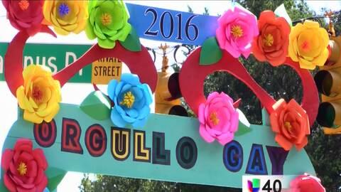 Celebran desfile del orgullo LGBTQ en Durham