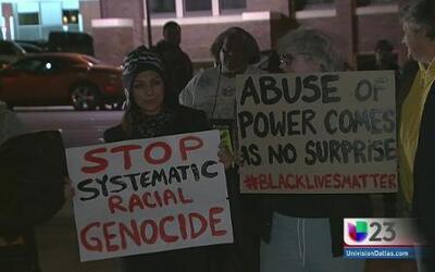 Continúan protestas por abuso policíaco y racismo
