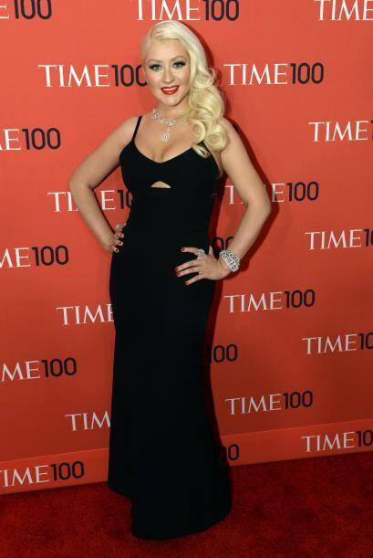 El genio de la lámpara le concedió a Christina Aguilera perder las 20 li...